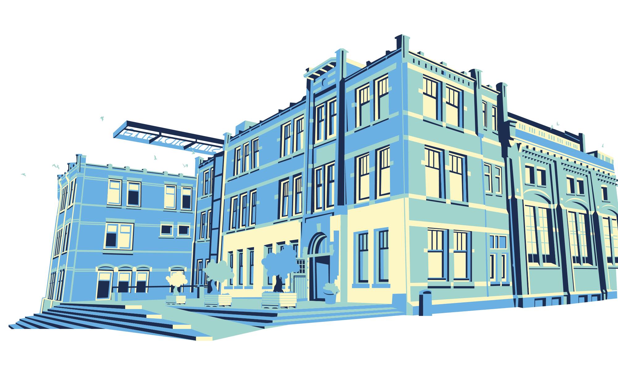 Energiehuis Khotinsky