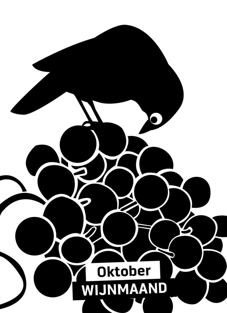 oktober wijnmaand