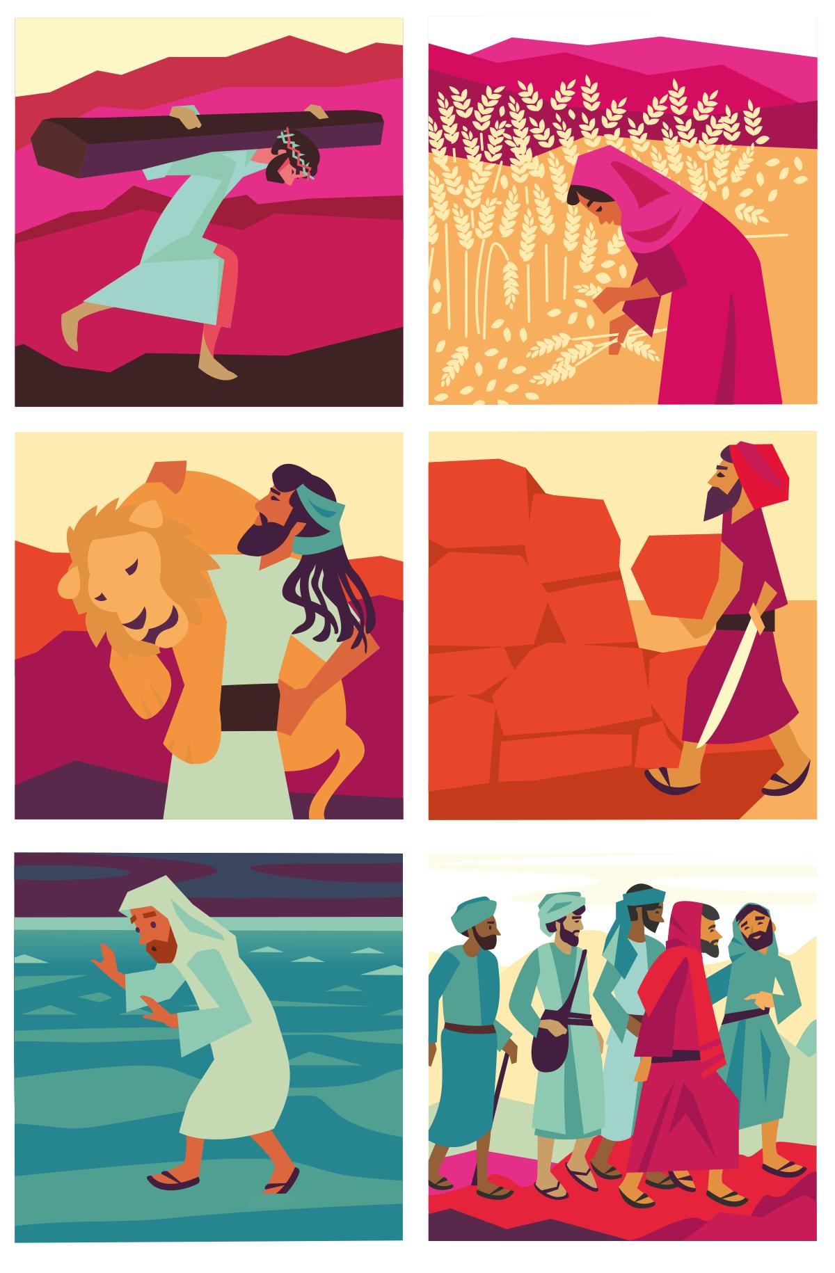 bijbelse figuren
