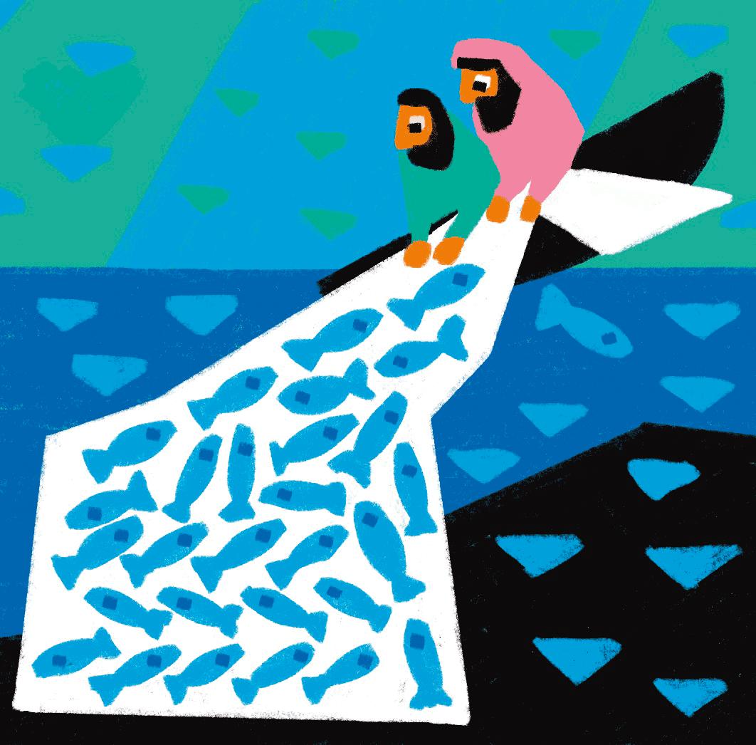 Illustraties Spel Triplo voor Stichting Opwekking